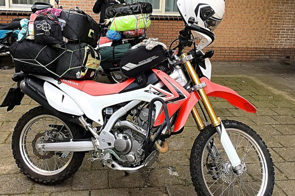 What Do We Carry To Fix Our Motorcycles On The Road