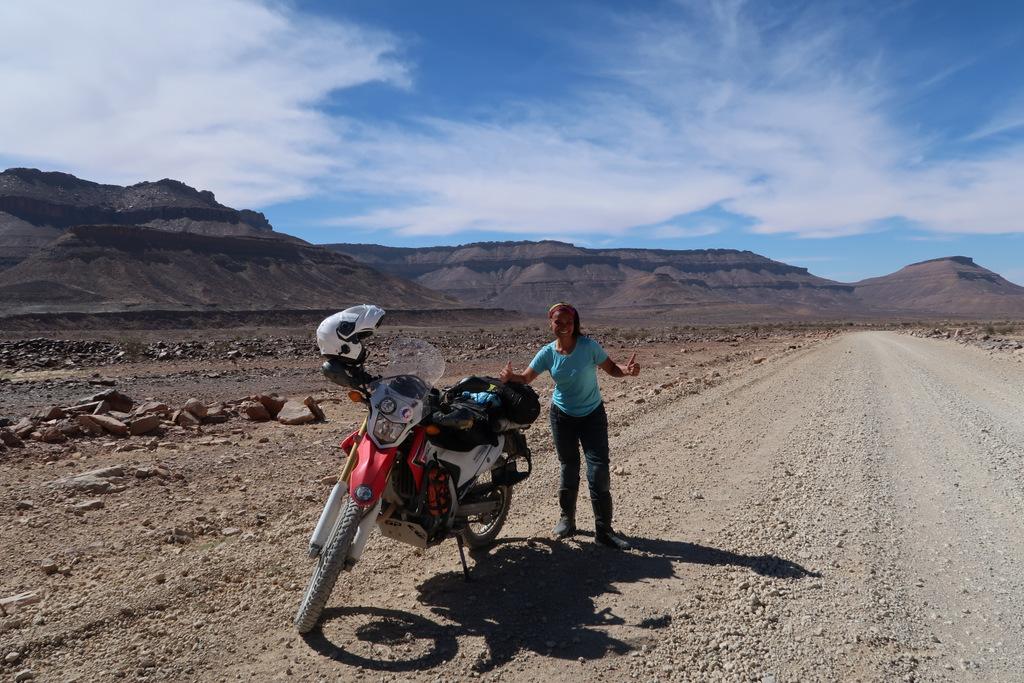 Chingetti road, mauratania