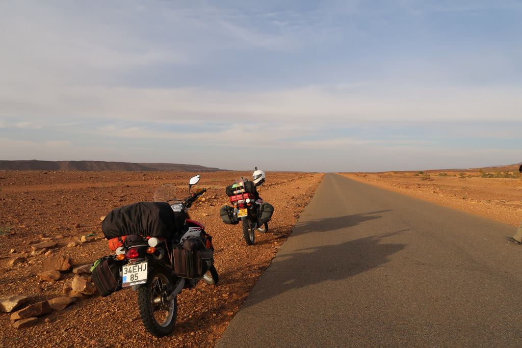 Road trip in Africa