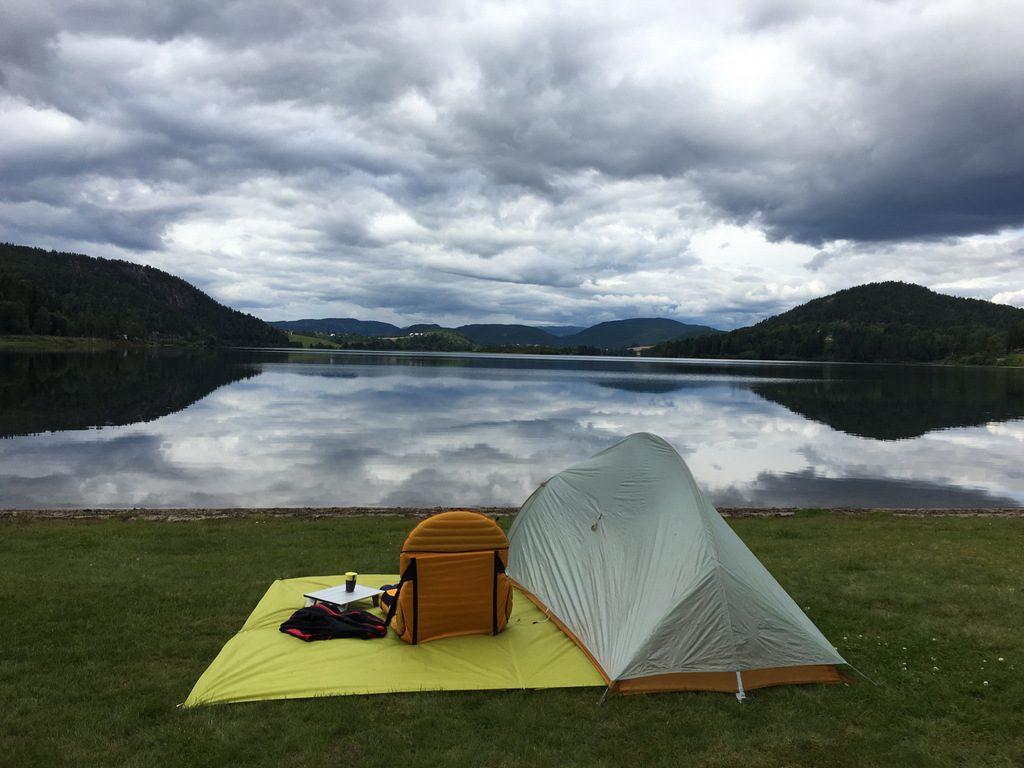 big agnes tent to world trip