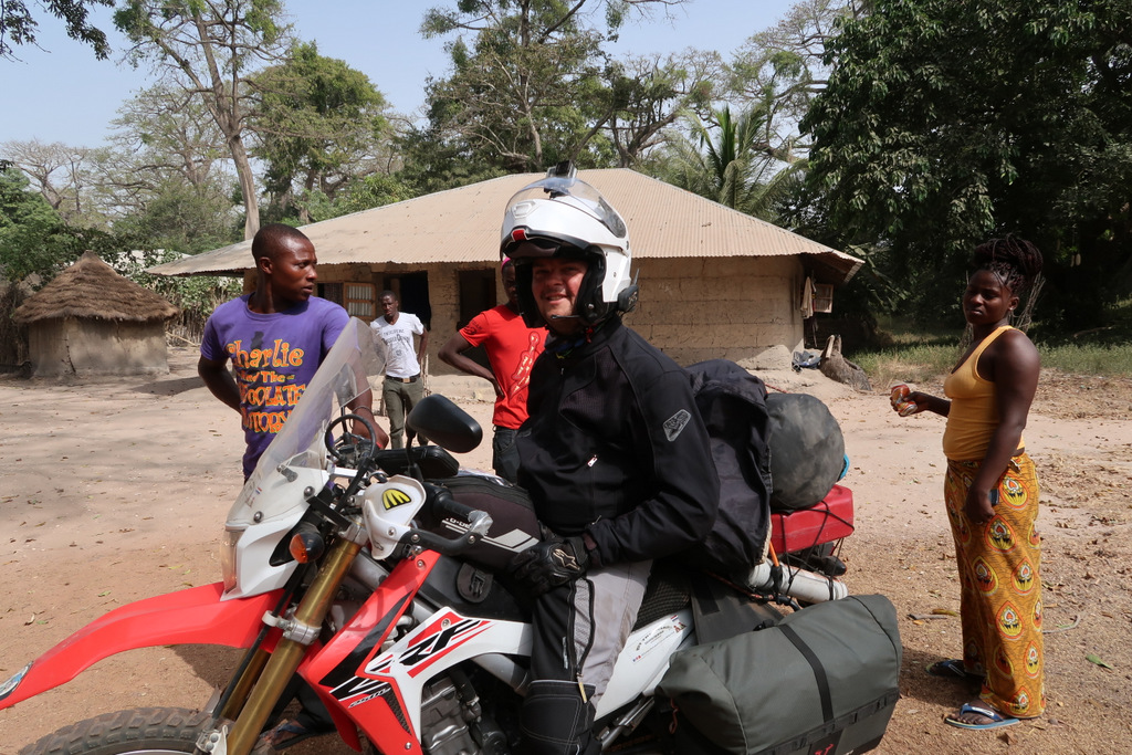 Discover Africa by motorcycle