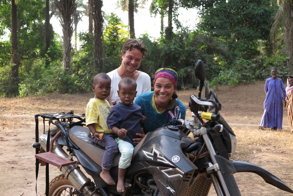local village guinea conakry