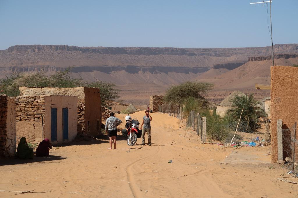 sand road riders, mauratania