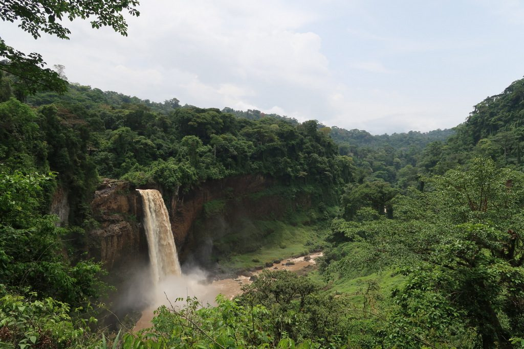 visit cameroon by vehicle