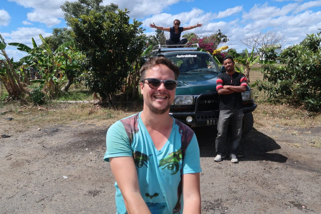 rent a cheap car in madagascar