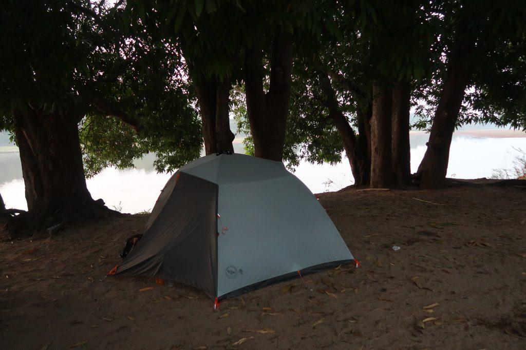 camping in madagascar