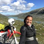 Motorcycle journey to Nordkapp