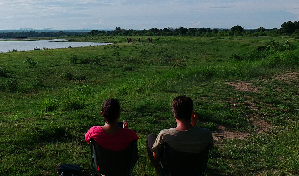 Travel around Zambia by motorcycle