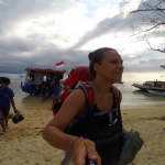 solo women backpacker in latin america