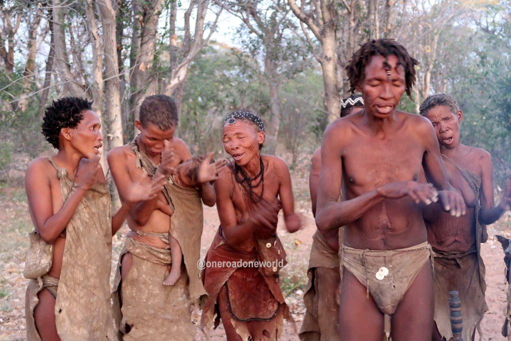 san people, bushmen