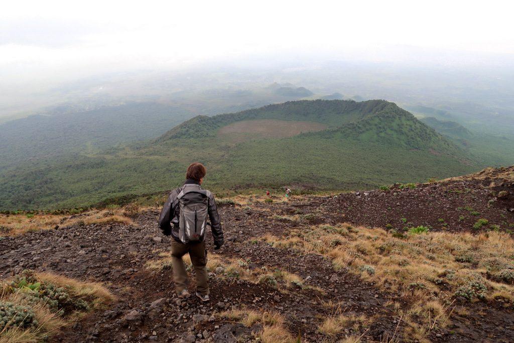 Nyiragongo Volcano hike, Virunga national park
