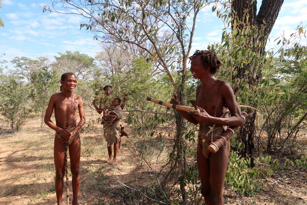 bushmen tribe | san people