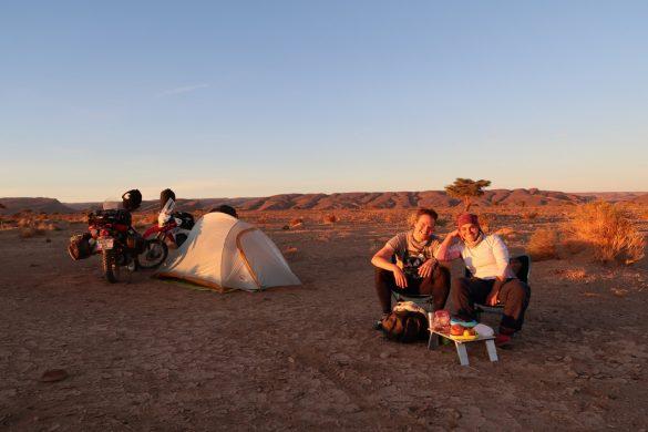 Overlanding Africa- Motorcycle Trip