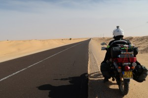 Mauratania-road-how-look-like